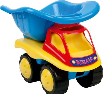 Машина ZEBRATOYS Тюльпан средний 25 см разноцветный  15-5664