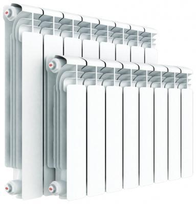 Радиатор алюминиевый Rifar Alum 500 500/90 5 секций 915Вт  алюминиевый радиатор rifar alum ventil avr 500 08