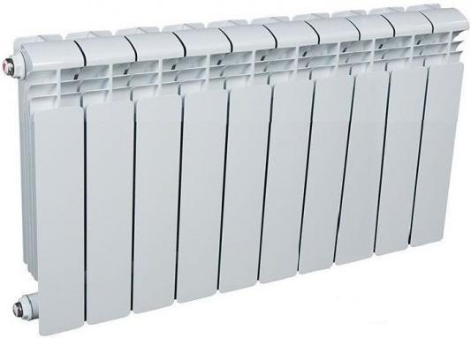 Алюминиевый радиатор Rifar Alum 350 350/90 10 секций 1390Вт радиатор отопления алюминиевый halsen 350 80 12