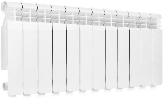 Алюминиевый радиатор Rifar Alum 350 350/90 12 секций 1668Вт радиатор отопления алюминиевый halsen 350 80 12