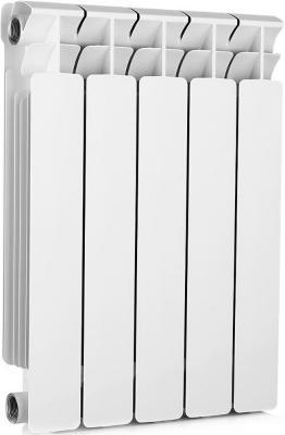 Радиатор алюминиевый Rifar Alum 500 500/90 5 секций 915Вт левое подключение