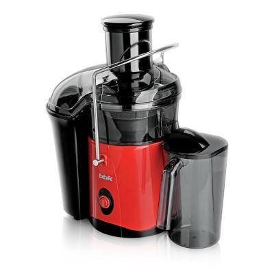 Соковыжималка BBK JC060-H01 500 Вт пластик чёрный красный