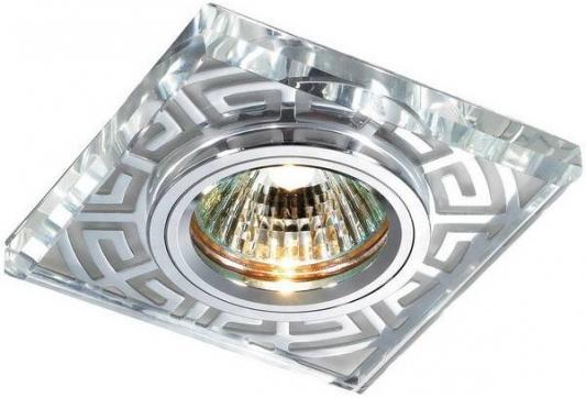 цена на Встраиваемый светильник Novotech Maze 369586