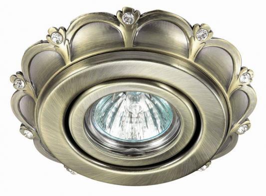 Купить Встраиваемый светильник Novotech Grain 370293