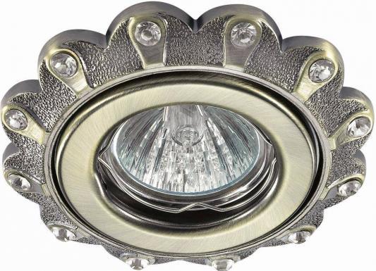 Купить Встраиваемый светильник Novotech Grain 370301