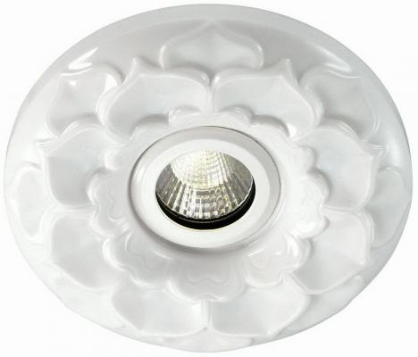 Встраиваемый светодиодный светильник Novotech Ceramic Led 357349