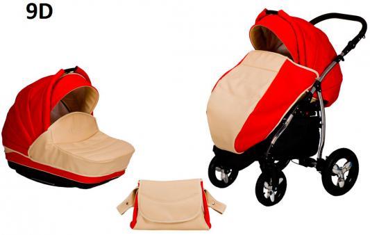 Коляска 2-в-1 Baby World Verona (цвет 9 D)