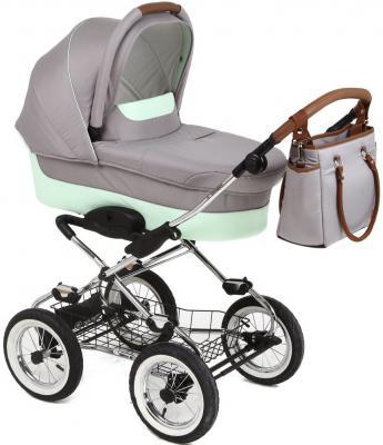 """Коляска для новорожденного Navington Caravel (колеса 12""""/цвет bali)"""