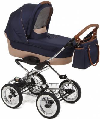 """Коляска для новорожденного Navington Caravel (колеса 12""""/цвет crete)"""
