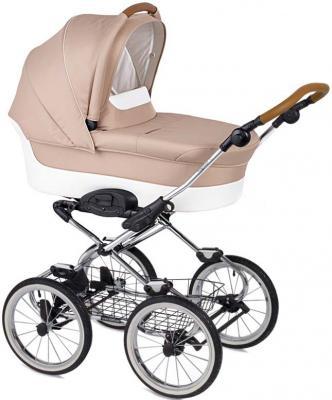 """Коляска для новорожденного Navington Caravel (колеса 14""""/цвет malta)"""