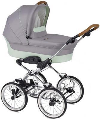"""Коляска для новорожденного Navington Caravel (колеса 14""""/цвет bali)"""