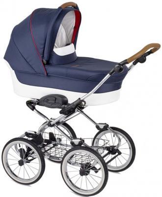 """Коляска для новорожденного Navington Caravel (колеса 14""""/цвет sardinia)"""