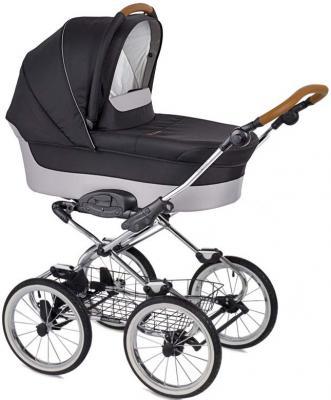 """Коляска для новорожденного Navington Caravel (колеса 14""""/цвет tasmania)"""