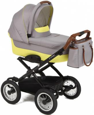 """Коляска для новорожденного Navington Galeon (колеса 12""""/цвет ibiza)"""