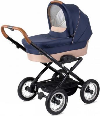 """Коляска для новорожденного Navington Corvet (колеса 12""""/цвет crete)"""