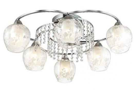 Потолочная люстра Lumion Kristalin 3065/6C потолочная люстра kristalin 3065 6c lumion 1187888