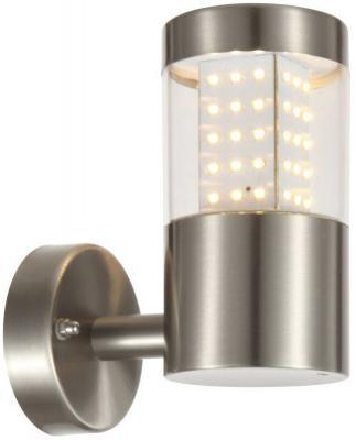 Уличный настенный светодиодный светильник Globo Devian 34014