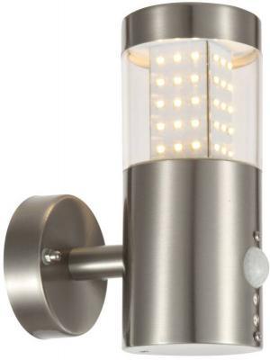 Уличный настенный светодиодный светильник Globo Devian 34014S