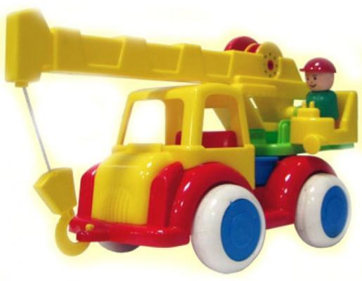 Автокран Форма Автокран ДС разноцветный С-80-Ф