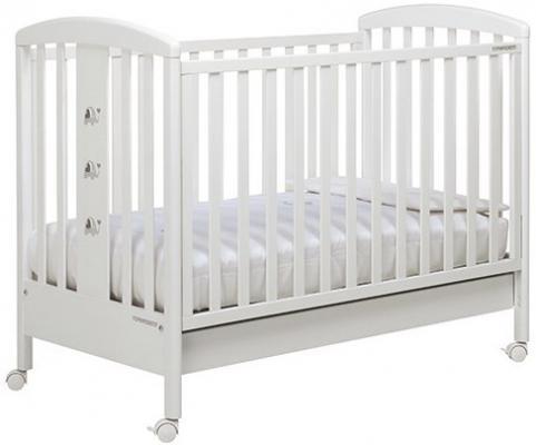 Кроватка Foppapedretti Paky (bianco)