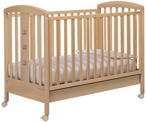 Кроватка Foppapedretti Paky (naturale)