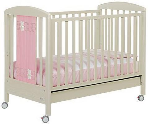Кроватка Foppapedretti Teddy Love (pink)