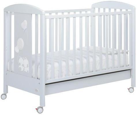 Кроватка Foppapedretti Lucilla (bianco)