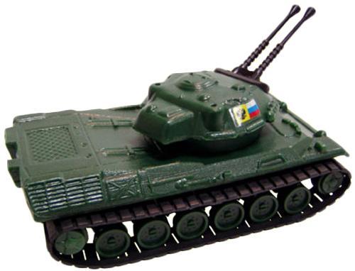 Танк Форма Танк с зениткой 21.5 см темно-зеленый С-16-А