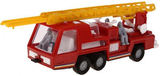 Автомобиль пожарный Форма Пожарная СМ 19 см красный  С-5-Ф автомобиль пожарный полесье volvo в лотке 58386