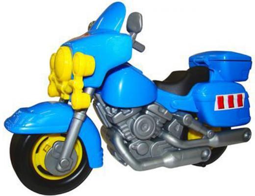 Мотоцикл Полесье полицейский Харлей цвет в ассортименте 8947