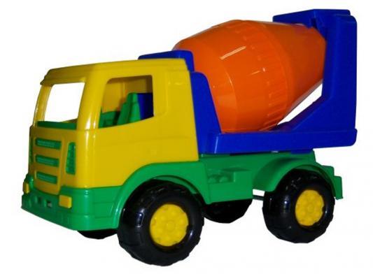 Купить Бетономешалка Полесье 9059 28.5 см разноцветный ассортимент, ПОЛЕСЬЕ, Игрушечные машинки