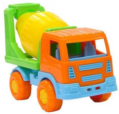 Бетоновоз Полесье Tема - Бетоновоз в ассортименте  3260 автомобиль полесье жук цвет в ассортименте в ассортименте 780