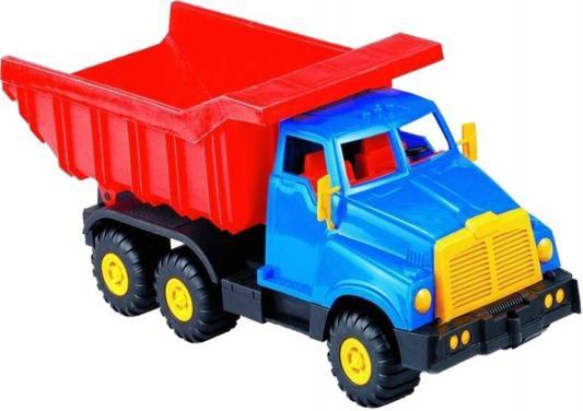 Машина Нордпласт 121 54 см разноцветный ассортимент 121 машина нордпласт фургон спецтехника 39 см красный 204
