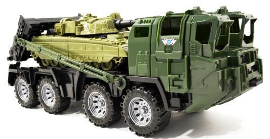 Тягач Нордпласт Щит с танком 258 70 см хаки седло на тягач jost