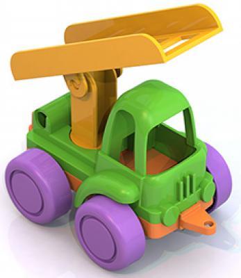 Пожарная машина Нордпласт Нордик разноцветный 11.5 см нордпласт пожарная машина кама