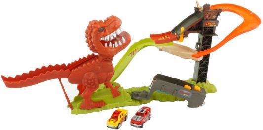 Трек Shantou Gepai Парк Динозавров 2 машины 8899-91