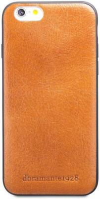Чехол dbramante1928 BII6GT000647 для iPhone 6 iPhone 6S коричневый