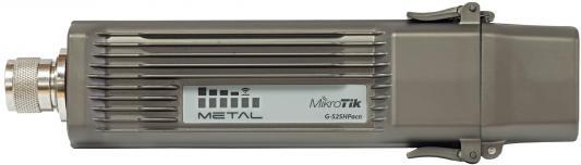 Точка доступа MikroTik RBMETALG-52SHPACN 802.11acbgn 2.4 ГГц 5 ГГц 1xLAN серый