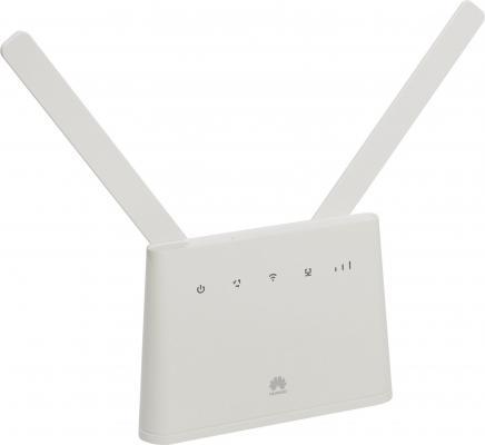 Купить Беспроводной маршрутизатор Huawei B310s-22 802.11bgn 150Mbps 2.4 ГГц 1xLAN RJ-11 белый