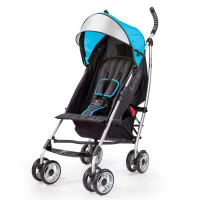 Коляска прогулочная Summer Infant 3D Lite Stroller (caribbean blue 1L)