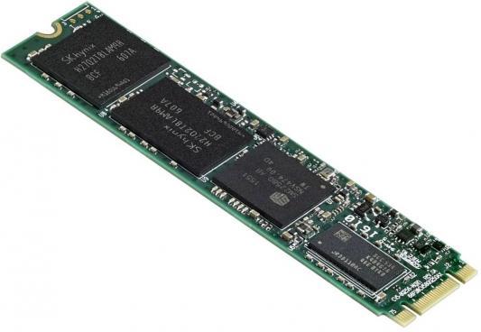 Твердотельный накопитель SSD M.2 256Gb Plextor 2280 Read 520Mb/s Write 480Mb/s SATAIII PX-256S2G твердотельный накопитель ssd m 2 64gb transcend mts600 read 560mb s write 310mb s sataiii ts64gmts600