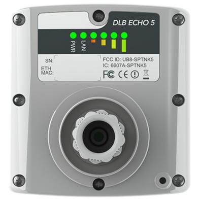 Беспроводная точка доступа LigoWave LigoDLB ECHO 5 802.11n 170Mbps 5ГГц 1xWAN 15dBi IP67 до 7 км