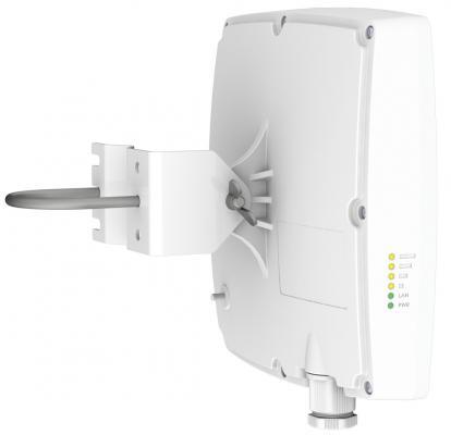 Беспроводная точка доступа LigoWave LigoDLB 2-14 802.11n 170Mbps 2.4ГГц 1xWAN 14dBi IP66 до 10 км