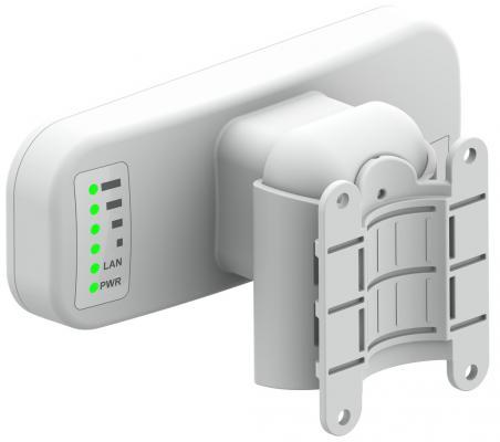 Беспроводная точка доступа LigoWave LigoDLB Propeller 2 802.11n 170Mbps 2.4ГГц 1xWAN 9dBi IP65 до 3 км