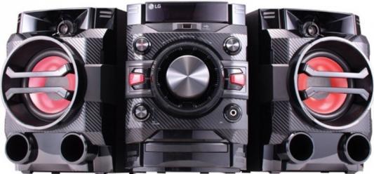 Минисистема LG DM5360K 60Вт черный минисистема lg om7550k