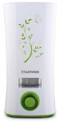 Увлажнитель воздуха StarWind SHC4210 белый зелёный