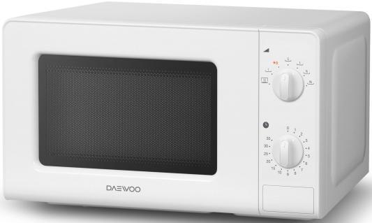 СВЧ DAEWOO KOR-6607W 700 Вт белый