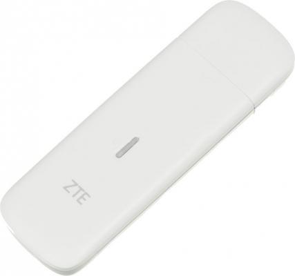 Модем 4G ZTE MF823D USB внешний белый