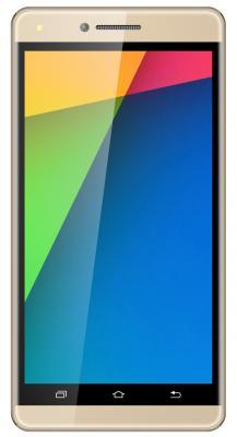 "Смартфон ARK Benefit S502 золотистый 5"" 8 Гб Wi-Fi GPS 3G"