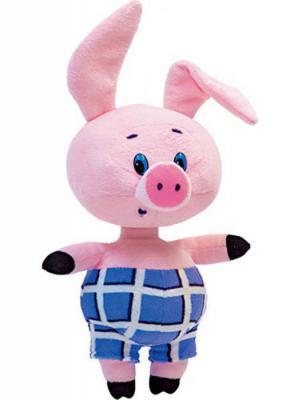 Мягкая игрушка поросенок Fancy Пятачок текстиль плюш розовый 21 см 4630002063244